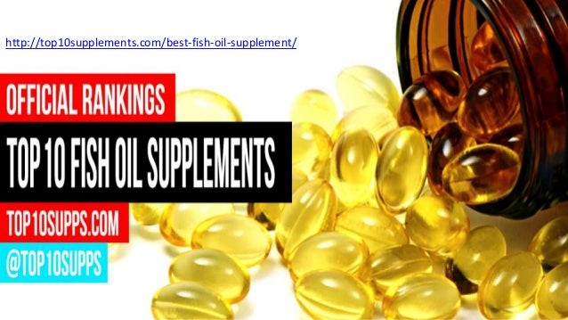 Top 10 fish oil supplements to buy best of 2016 for Best fish oil on the market