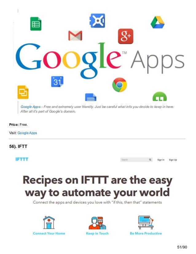 Google Apps - Free and extremely user friendly. Just be careful what info you decide to keep in here. After all it's part ...