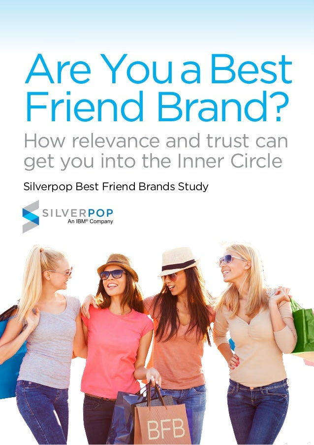 Best Friend Brands - Como construir marcas poderosas