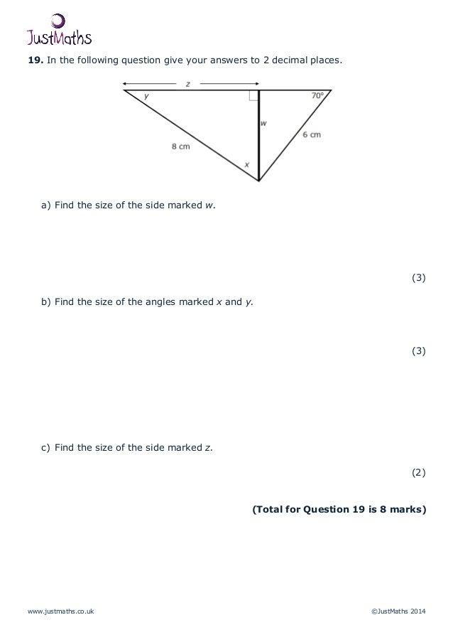 Best guess-paper-2-higher