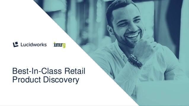 1 Best-In-Class Retail Product Discovery
