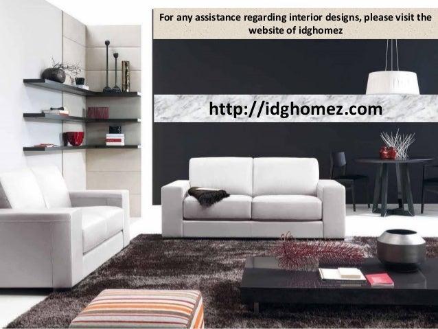 Design Company IDGHOMEZ RESIDENTIAL INTERIOR DESIGNER IN DELHI NCR 18