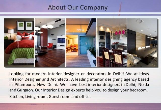 best interior designer in delhi gurgaon noida india