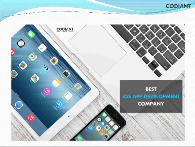 best ios app development company ppt codiant
