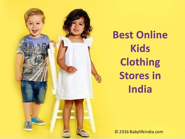 When you take the time to have a look around, there are so many places online where you can find really stylish and unique clothes for your children. Some of these places offer very low prices, others are affordable over the life of the clothes that you buy.