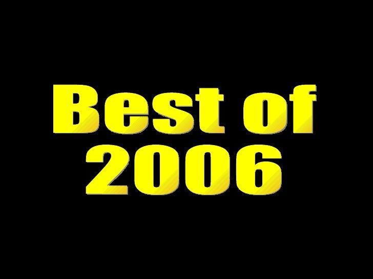 Best of  2006