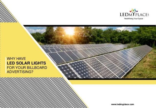 Best Outdoor Led Solar Light For Garden And Billboard Lighting