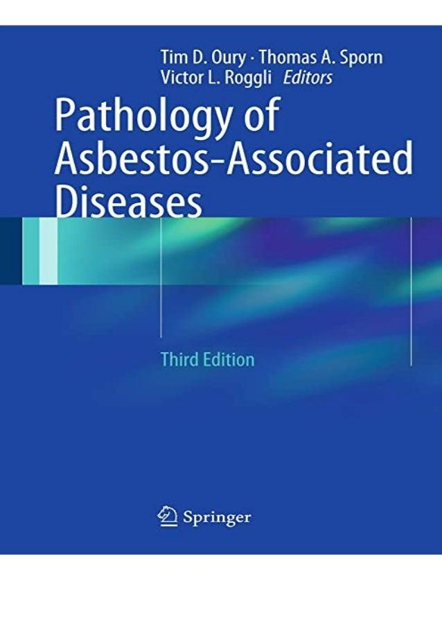 BEST PDF Pathology of Asbestos-Associated Diseases Full Online