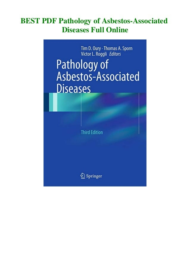 if you want to download or read Pathology of Asbestos-Associated Diseases, click button download