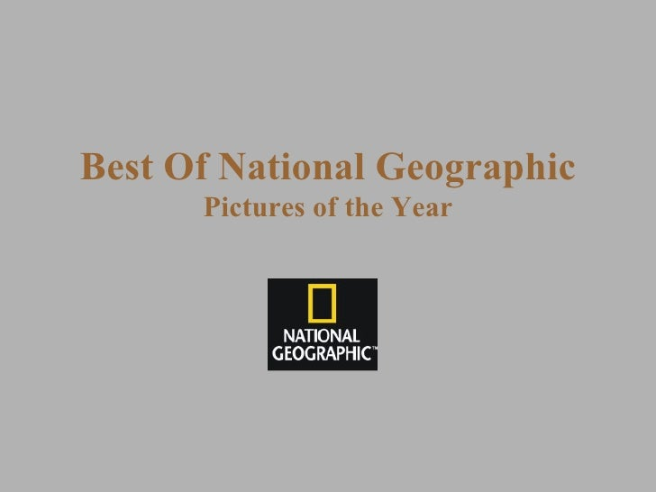 Best Of National Geographic Pictures of the Year