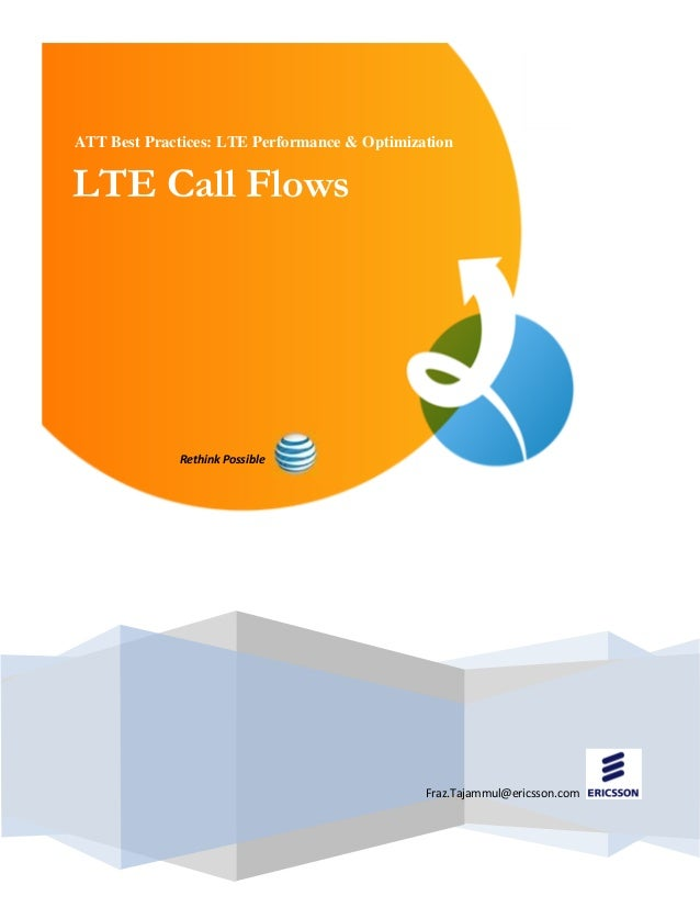 Best practices lte call flow guide lte call flowsatt best practices lte performance optimizationrethink possiblefraztajammulericsson ccuart Choice Image