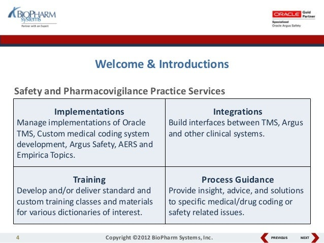 Best Practices on Medical Coding in MedDRA