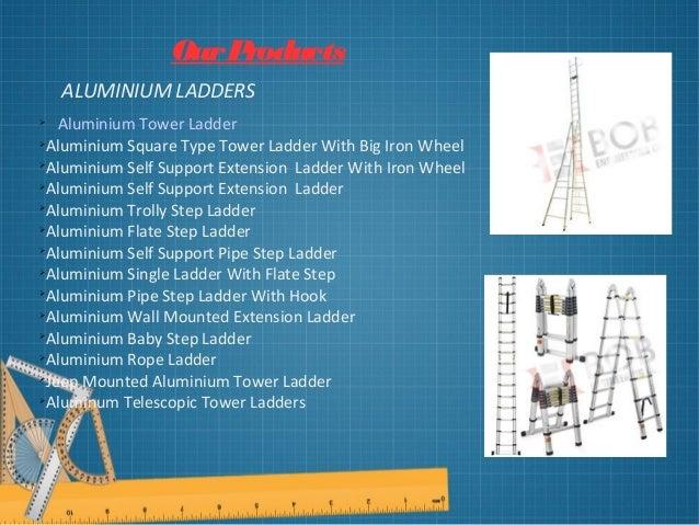 Best Quality Aluminium Tower Manufacturer & Suppliers - BOB