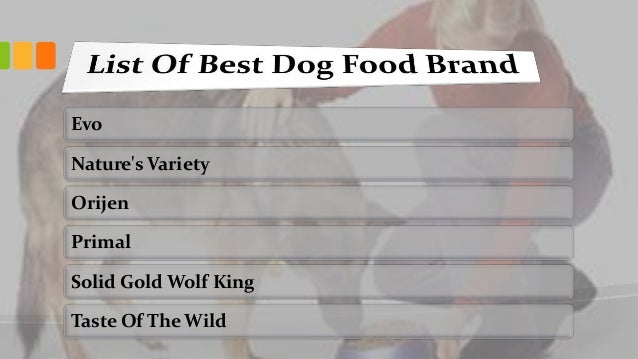 Who Makes Solid Gold Dog Food