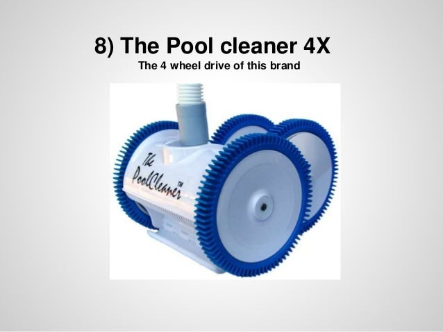 Best Rated Inground Pool Cleaners 2015 Top Inground Pool