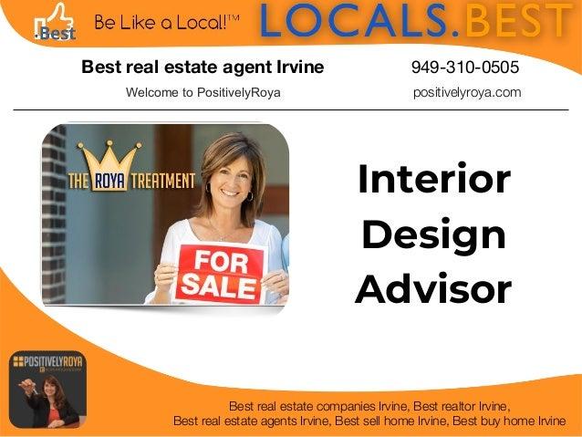 ... 5. Interior Design Advisor Best Real Estate Companies Irvine, Best  Realtor ...