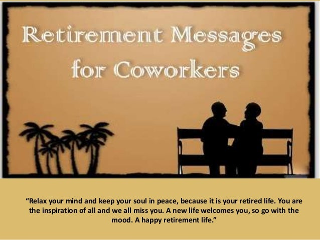 Best Retirement Wishes Messages | Funny Retirement Quotes