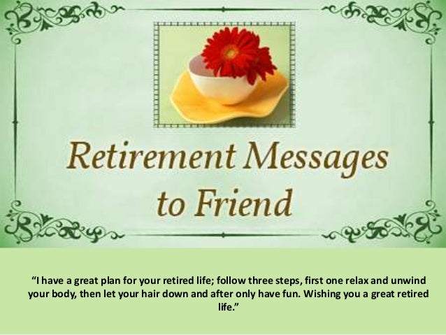 Retirement Wishes Quotes Custom Best Retirement Wishes Messages Funny Retirement Quotes