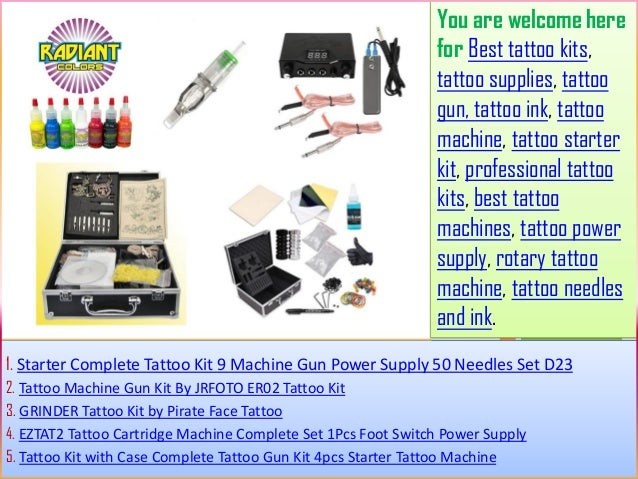 Best tattoo kits | Cheap tattoo kits | best rotary tattoo machine | T…