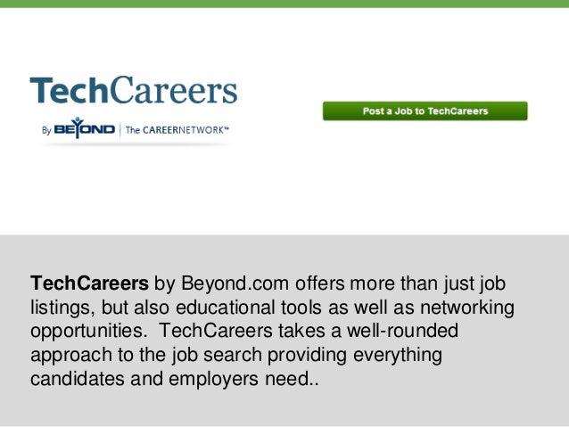 Best Technology Job Boards