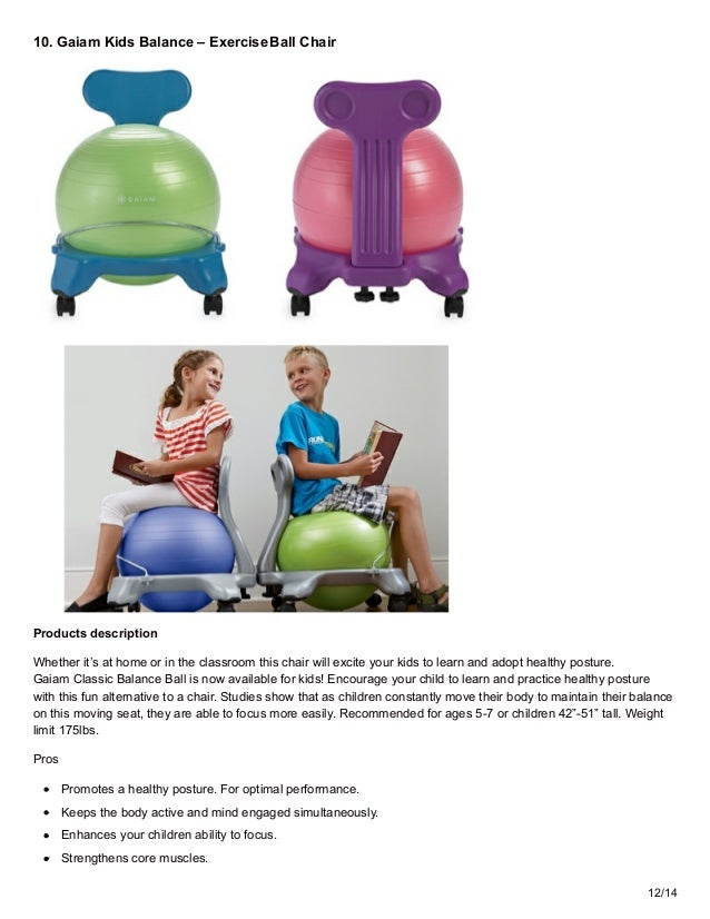 Strange Best10Top Com Best Exercise Chair Balls Top 10 List Amp Caraccident5 Cool Chair Designs And Ideas Caraccident5Info