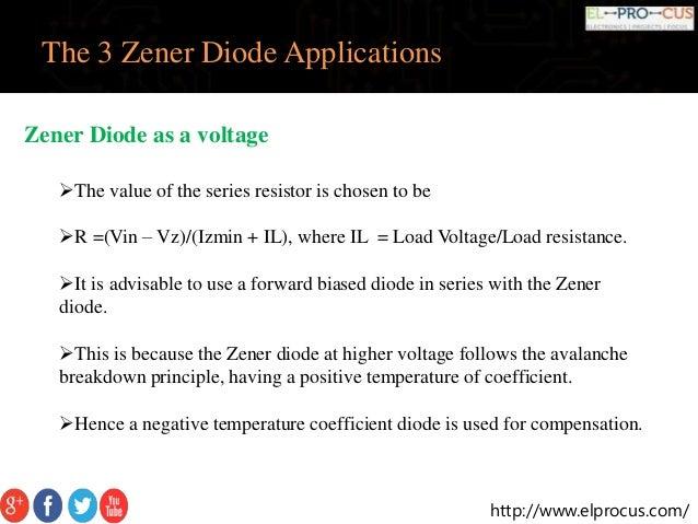 zener diode working principle pdf