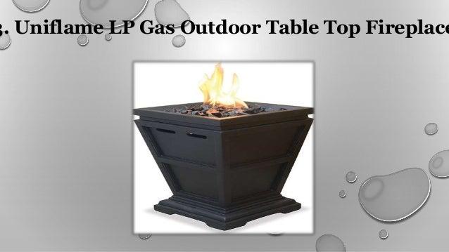 Best 5 gas fireplace reviews 2016