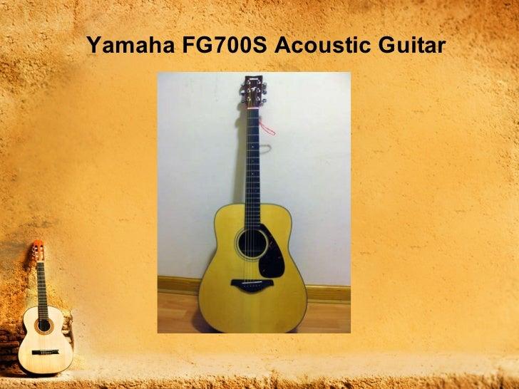 yamaha fg700s. Yamaha Fg700s