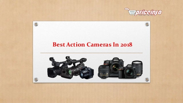 Best action cameras in 2018