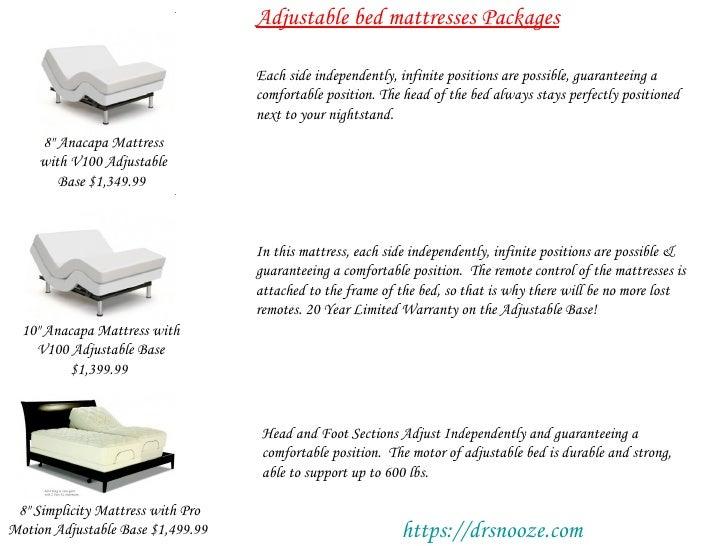 Adjustable Bed Mattresses ...