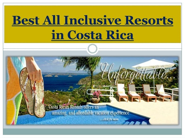 Best all inclusive resorts in costa rica for Coolest all inclusive resorts