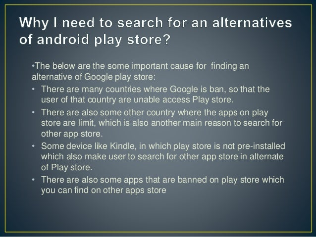 Amazon has a popular app store for  android with more than 76k app. This is a  well known app store for all amazon  device...
