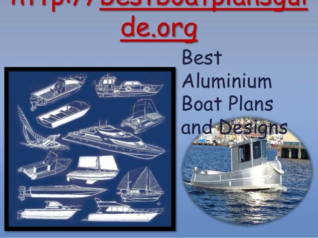 Free Aluminium Boat Building Plans | Free Boat Plans TOP