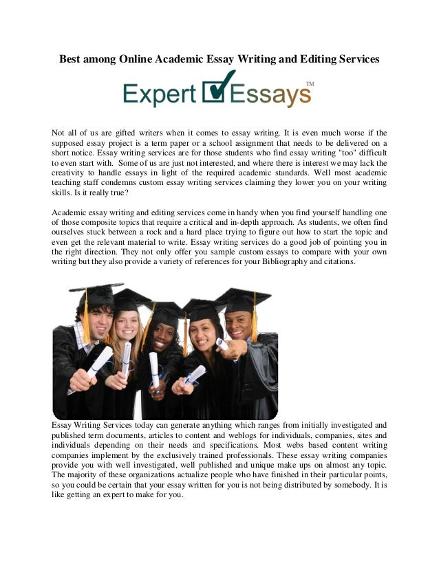 Online academic writing for money