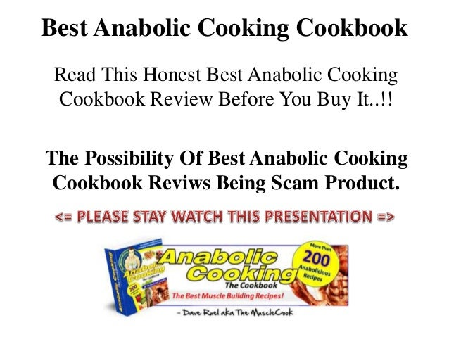 Best Anabolic Cooking Cookbook Read This Honest Best Anabolic Cooking Cookbook Review Before You Buy It..!!The Possibility...