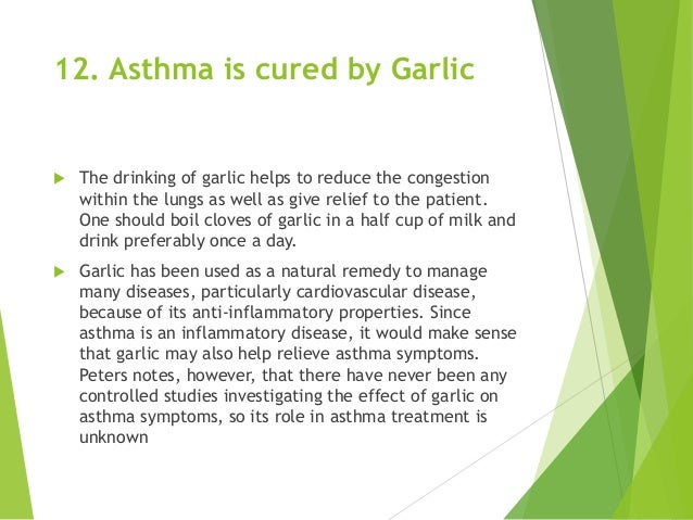 Best Natural Supplements For Asthma