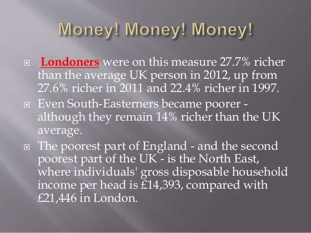 Best and worst place to live in the UK      SlideShare