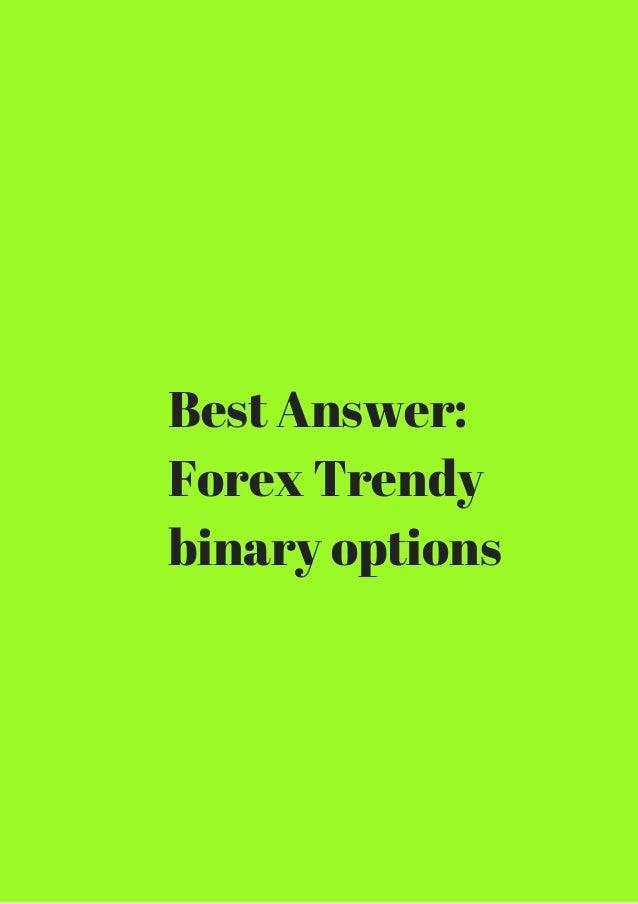 20 Best Binary Options Brokers (April )