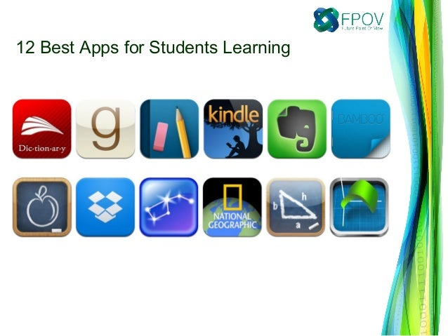 Best Apps for Students Learning