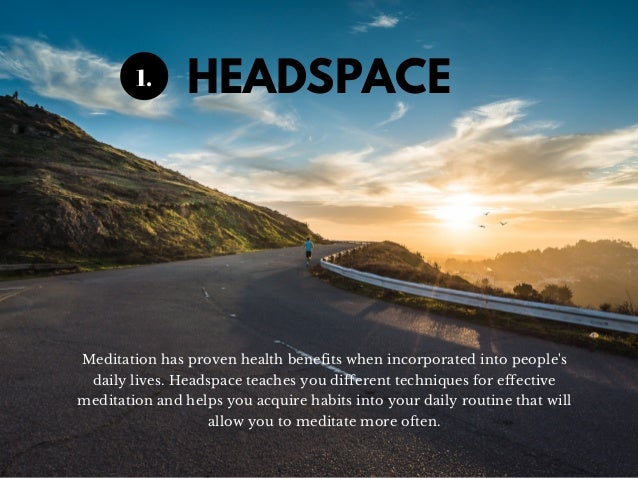 Best Apps for Meditation and Mental Health Slide 3