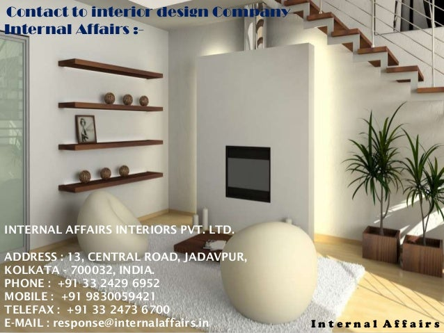 Interior Decorator Of Kolkata In Residential Designs Internal Affairs 8
