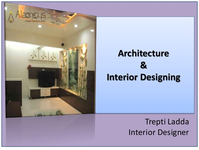 Best Architecture And Interior Designers In Pune