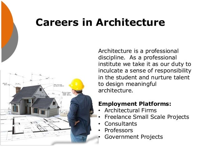 3. Careers In Architecture Architecture ...