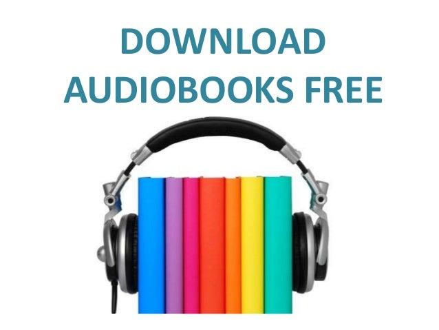 DOWNLOAD AUDIOBOOKS FREE