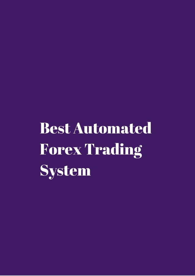 Automated Trading Systems — LeapFX