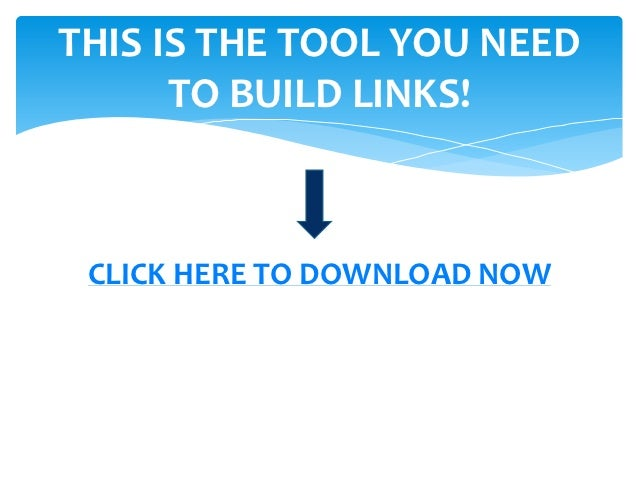 best backlink building software