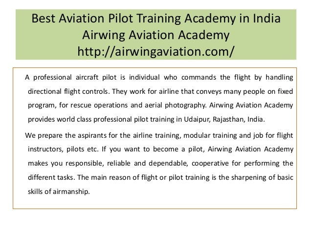 Madison : Top 5 aviation colleges in india