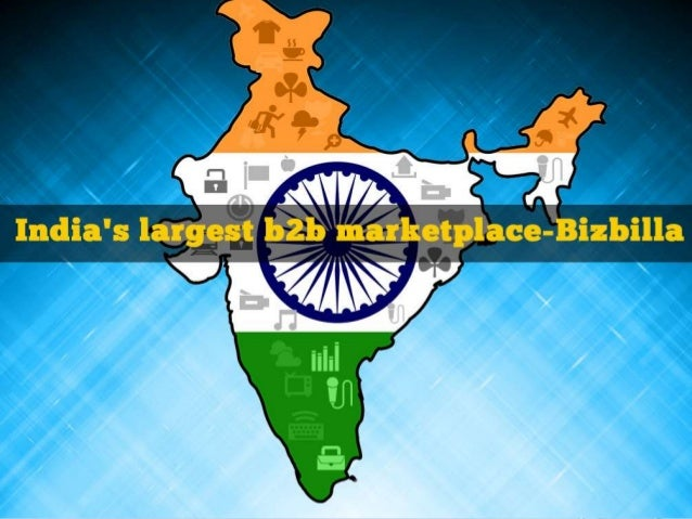 Bizbilla is the fast growing Indian b2b portal that enables business experts to promote their business worldwide. The port...