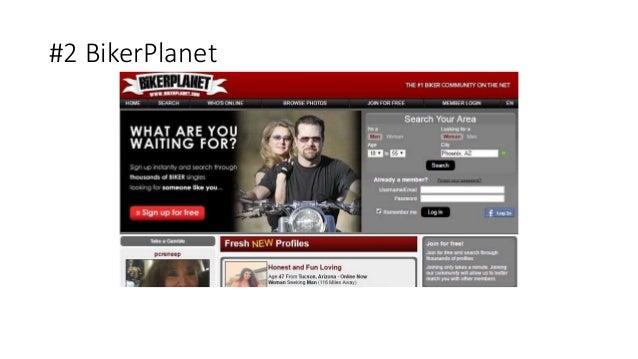 best free biker dating site