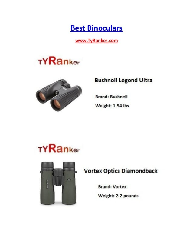 Best Binoculars www.TyRanker.com